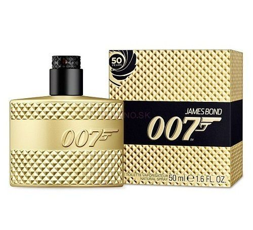 James Bond 007 Limited Edition EdT na Elnino.sk