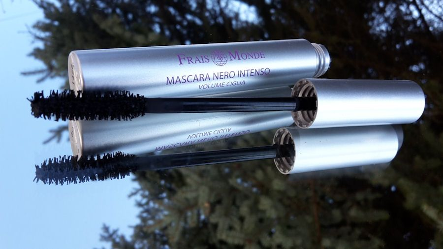 Objemová riasenka Frais Monde Mascara Black Intense Definition Effect