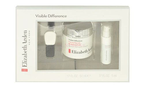 Darčeková sada Elizabeth Arden Visible Difference Peel And Reveal Mask Kit