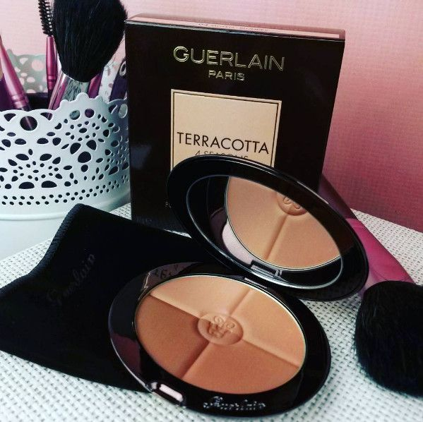 bronzer Guerlain Terracotta 4 Seasons Bronzing Powder