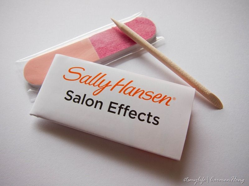Sally Hansen Salon Effects Nail Polish Strips sada, zdroj: http://bit.ly/1BwSDlC