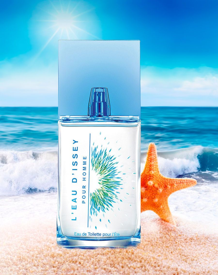 Issey Miyake L´Eau D´Issey Summer 2016 pre pánov