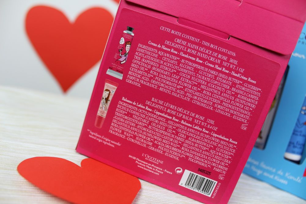 L´Occitane Rose Shea Hugs And Kisses