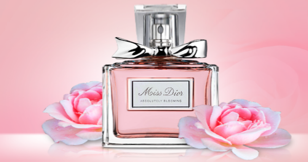 Nádielka kvetín Christian Dior Miss Dior Absolutely Blooming EdP